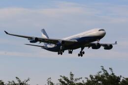 flyskyさんが、成田国際空港で撮影したハイ・フライ・マルタ A340-312の航空フォト(飛行機 写真・画像)