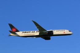 flyskyさんが、成田国際空港で撮影したエア・カナダ 787-9の航空フォト(飛行機 写真・画像)