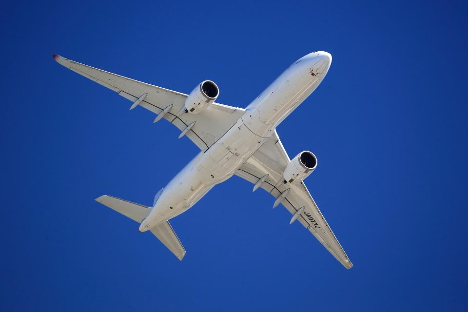 T.Sazenさんの日本航空 Airbus A350-900 (JA07XJ) 航空フォト