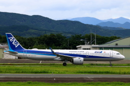 Zakiyamaさんが、熊本空港で撮影した全日空 A321-272Nの航空フォト(飛行機 写真・画像)