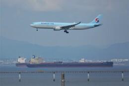 JUTENさんが、中部国際空港で撮影した大韓航空 A330-323Xの航空フォト(飛行機 写真・画像)