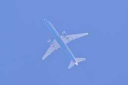 レガシィさんが、宇都宮市内で撮影したアメリカ空軍 C-32A (757-2G4)の航空フォト(飛行機 写真・画像)
