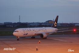 shori0220さんが、松山空港で撮影した全日空 767-381/ERの航空フォト(飛行機 写真・画像)