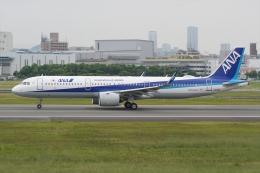 HEATHROWさんが、伊丹空港で撮影した全日空 A321-272Nの航空フォト(飛行機 写真・画像)