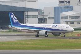 HEATHROWさんが、伊丹空港で撮影した全日空 A320-271Nの航空フォト(飛行機 写真・画像)