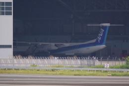 HEATHROWさんが、伊丹空港で撮影したANAウイングス DHC-8-402Q Dash 8の航空フォト(飛行機 写真・画像)
