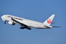 hachiさんが、新千歳空港で撮影した日本航空 777-289の航空フォト(飛行機 写真・画像)