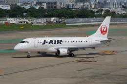 神宮寺ももさんが、福岡空港で撮影したジェイエア ERJ-170-100 (ERJ-170STD)の航空フォト(飛行機 写真・画像)
