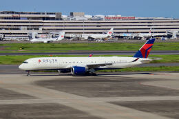 やまモンさんが、羽田空港で撮影したデルタ航空 A350-941の航空フォト(飛行機 写真・画像)