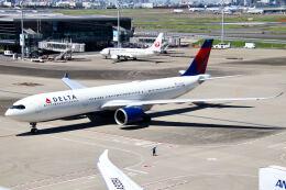 やまモンさんが、羽田空港で撮影したデルタ航空 A330-941の航空フォト(飛行機 写真・画像)