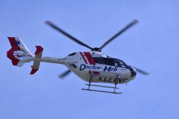 kinakoさんが、松山空港で撮影した中日本航空 EC135P2の航空フォト(飛行機 写真・画像)