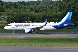 サンドバンクさんが、成田国際空港で撮影したクウェート航空 A320-251Nの航空フォト(飛行機 写真・画像)