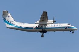 walker2000さんが、羽田空港で撮影した海上保安庁 DHC-8-315 Dash 8の航空フォト(飛行機 写真・画像)