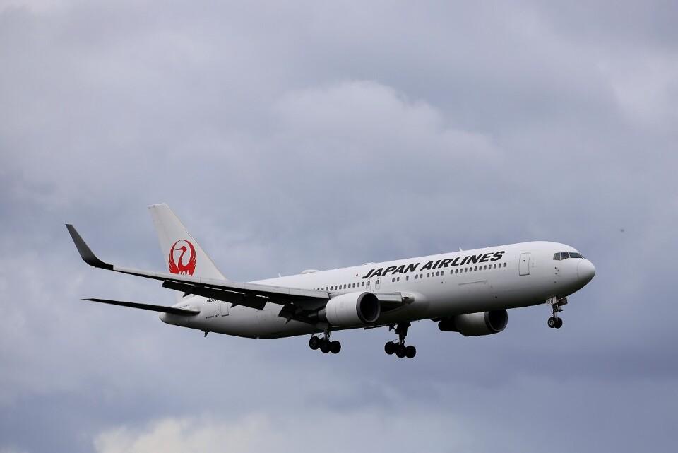 EosR2さんの日本航空 Boeing 767-300 (JA618J) 航空フォト