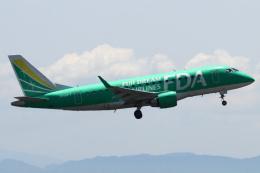 B14A3062Kさんが、神戸空港で撮影したフジドリームエアラインズ ERJ-170-100 SU (ERJ-170SU)の航空フォト(飛行機 写真・画像)