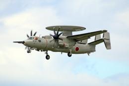 航空フォト:01-3474 航空自衛隊 E-2 Hawkeye