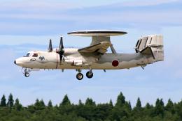 なごやんさんが、三沢飛行場で撮影した航空自衛隊 E-2C Hawkeyeの航空フォト(飛行機 写真・画像)