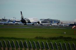 たかまっさんさんが、成田国際空港で撮影したニュージーランド航空 787-9の航空フォト(飛行機 写真・画像)