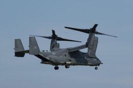 Mochi7D2さんが、横田基地で撮影したアメリカ空軍 CV-22Bの航空フォト(飛行機 写真・画像)