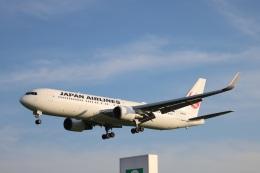 MIRAGE E.Rさんが、出雲空港で撮影した日本航空 767-346/ERの航空フォト(飛行機 写真・画像)