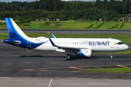 renseiさんが、成田国際空港で撮影したクウェート航空 A320-251Nの航空フォト(飛行機 写真・画像)