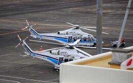 EosR2さんが、鹿児島空港で撮影した海上保安庁 AW139の航空フォト(飛行機 写真・画像)