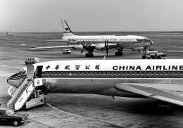 Y.Todaさんが、羽田空港で撮影したチャイナエアライン 727-100の航空フォト(飛行機 写真・画像)