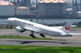 航空フォト:JA710J 日本航空 777-200