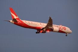 flyskyさんが、成田国際空港で撮影したカンタス航空 787-9の航空フォト(飛行機 写真・画像)
