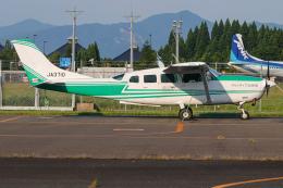 A.Tさんが、但馬空港で撮影したアドバンス・エア・スポーツ T207A Turbo Stationair 7の航空フォト(飛行機 写真・画像)