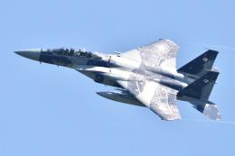 れぐぽよさんが、小松空港で撮影した航空自衛隊 F-15DJ Eagleの航空フォト(飛行機 写真・画像)