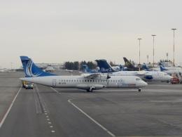 TA27さんが、ヘルシンキ空港で撮影したフィンコム航空 ATR-72-500 (ATR-72-212A)の航空フォト(飛行機 写真・画像)