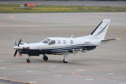 Tomochanさんが、函館空港で撮影した日本法人所有 TBM-700の航空フォト(飛行機 写真・画像)