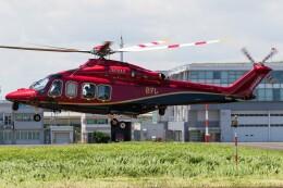 walker2000さんが、東京ヘリポートで撮影した日本法人所有 AW139の航空フォト(飛行機 写真・画像)