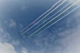 westtowerさんが、入間飛行場で撮影した航空自衛隊 T-4の航空フォト(飛行機 写真・画像)
