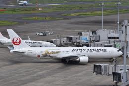 ぬま_FJHさんが、羽田空港で撮影した日本航空 767-346/ERの航空フォト(飛行機 写真・画像)