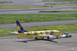 ぬま_FJHさんが、羽田空港で撮影したスカイマーク 737-8ALの航空フォト(飛行機 写真・画像)