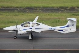 dosukoi_TFEさんが、大分空港で撮影した日本法人所有 DA42 NG TwinStarの航空フォト(飛行機 写真・画像)