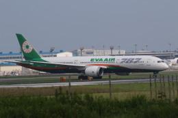 airdrugさんが、成田国際空港で撮影したエバー航空 787-9の航空フォト(飛行機 写真・画像)