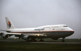 LEVEL789さんが、岡山空港で撮影したマレーシア航空 747-4H6の航空フォト(飛行機 写真・画像)