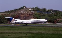 LEVEL789さんが、岡山空港で撮影したコンチネンタル・ミクロネシアの航空フォト(飛行機 写真・画像)