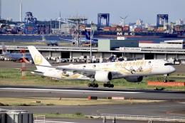 A350XWB-HNDさんが、羽田空港で撮影した日本航空 A350-941の航空フォト(飛行機 写真・画像)