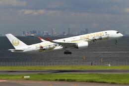 BTYUTAさんが、羽田空港で撮影した日本航空 A350-941の航空フォト(飛行機 写真・画像)