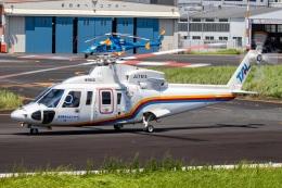 T spotterさんが、東京ヘリポートで撮影した東邦航空 S-76C+の航空フォト(飛行機 写真・画像)