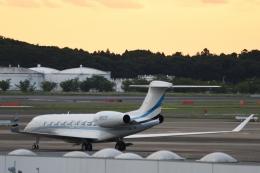 木人さんが、成田国際空港で撮影したアメリカ企業所有 G650ER (G-VI)の航空フォト(飛行機 写真・画像)