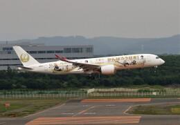 にしやんさんが、新千歳空港で撮影した日本航空 A350-941の航空フォト(飛行機 写真・画像)