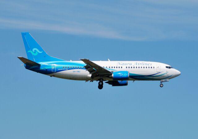 航空フォト:VH-XNU ナウル・エアラインズ 737-300