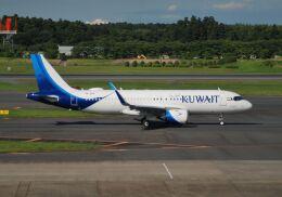 Syunbou13さんが、成田国際空港で撮影したクウェート航空 A320-251Nの航空フォト(飛行機 写真・画像)