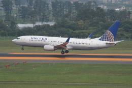 磐城さんが、仙台空港で撮影したユナイテッド航空 737-824の航空フォト(飛行機 写真・画像)