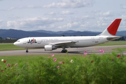 磐城さんが、旭川空港で撮影した日本航空 A300B4-622Rの航空フォト(飛行機 写真・画像)